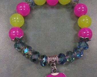 Pink Shirt Bracelet