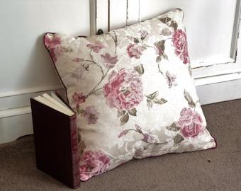Cottage Rose Cushion