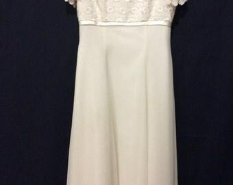 Gorgeous size 16 Wedding Gown
