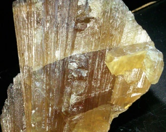Calcite honey civaux, Vienna