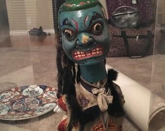 Vintage opera doll/ puppet