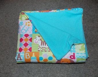 Nursery Baby Blanket