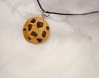 sweet cookie necklace
