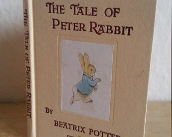 Vintage Childrens Book The Tale of Peter Rabbit Book, Childrens Book, Peter Rabbit, Children, Kids Book