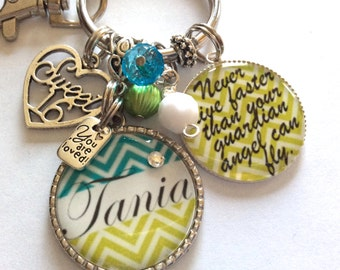 SWEET SIXTEEN personalized gift, keychain, Sweet16, Sweet 16 Keychain, Sweet 16 Jewelry, 16th Birthday Gift, Sweet sixteen gift