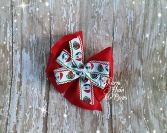 Cinco de mayo Pinwheel bow