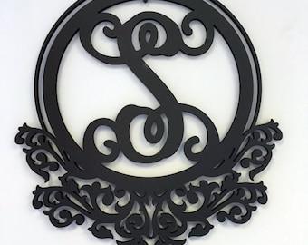 Mirror Initial Monogram 2