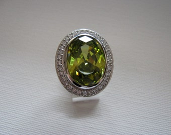 Big Ring Cristal Swarovski
