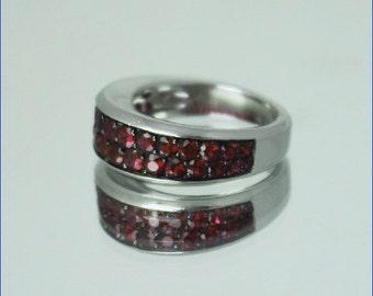 18k Mauboussin Paris Ruby Ring