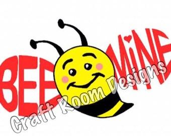 Bee Mine SVG