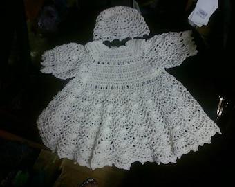 Knitted children's costume