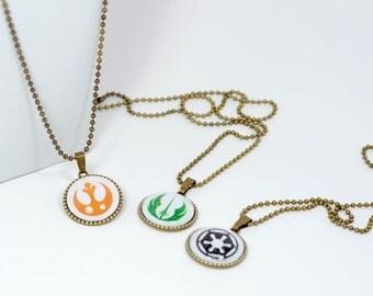 Star Wars pendant