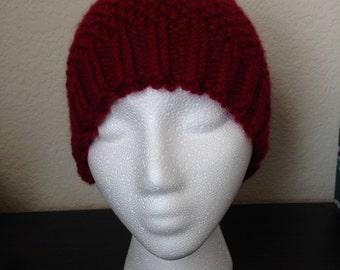 Cranberry Chic Hat