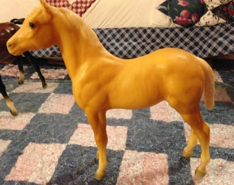 Breyer Model Horse: The Foal from the Palomino Horse and Foal Set