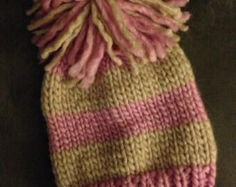 Child's Hat with Tassel