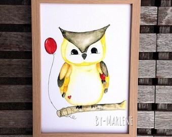 Print • OWL •