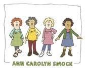 Ann Carolyn Smock Pattern