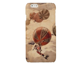 Samsung Galaxy S7 S6 case iPhone 7 iPhone 6 7 Plus iPhone 6 hard case iPhone 5s cover balloon iPhone 6 sky iPhone SE case  Samsung Galaxy S5