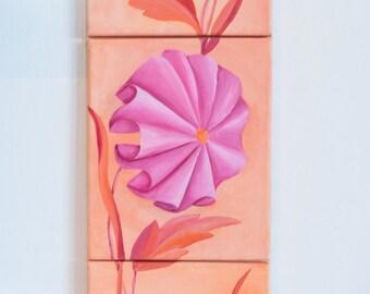Floral fantasy in pink