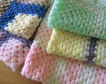 Baby pram blankets