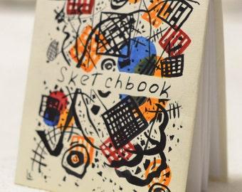 Sketchbook 'Kandinsky style'