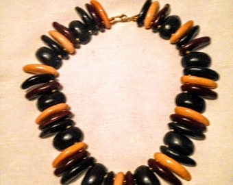 Kazuri handmade jewellery.