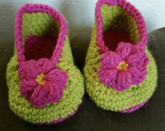 Booties Infant Girl - Spring