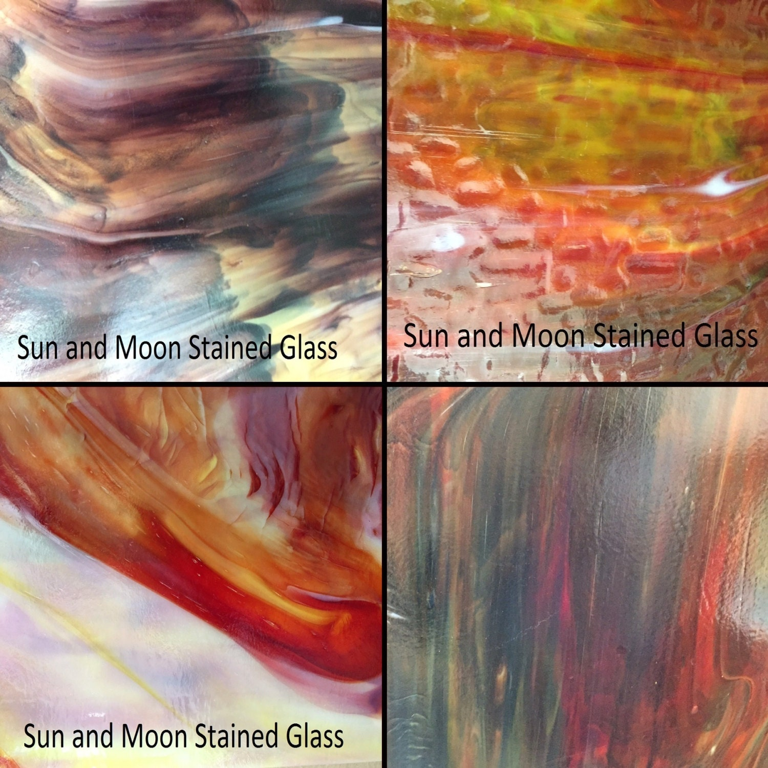 Kokomo Stained Glass And Mosaic Sheet Pack 2 4 Sheets Of