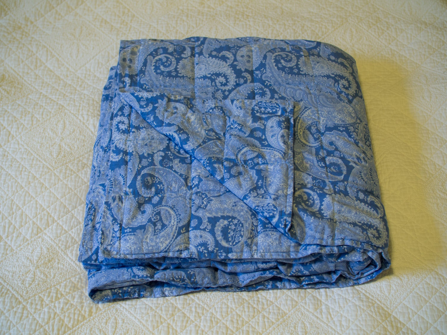 Adult Weighted Blanket Cotton Weighted Blanket By SensoryWorld