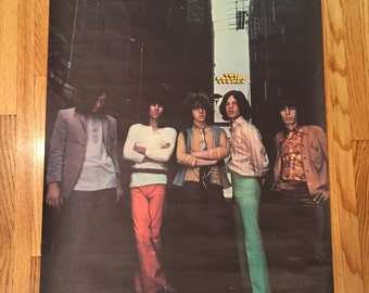 Rolling Stones 1969 Rare Vintage Poster