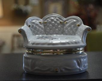 Ceramic Love Seat
