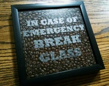 Unique Coffee Break Related Items Etsy
