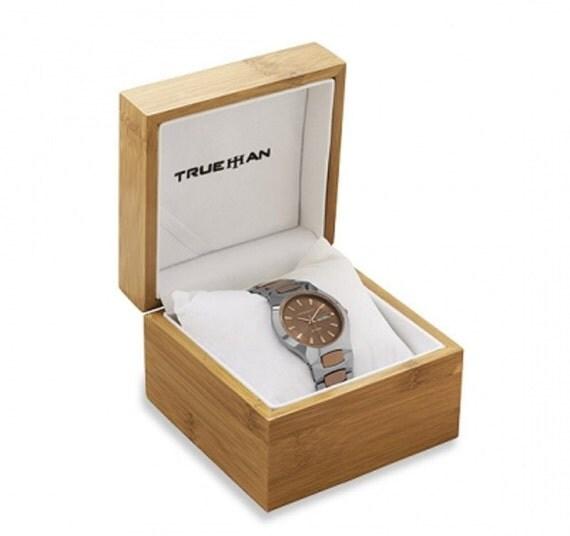 Men's Tungsten Carbide Watch