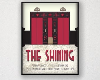 "Stephen King's The Shining Movie Poster 11""x14"""
