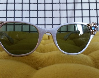Vintage Tura jeweled sunglasses