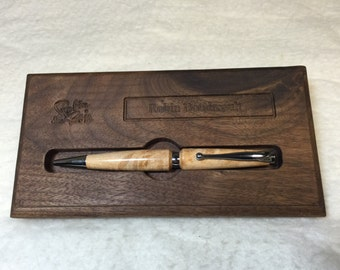 Handmade Snakewook Pen