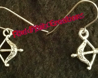 Legolas's Bow Earrings