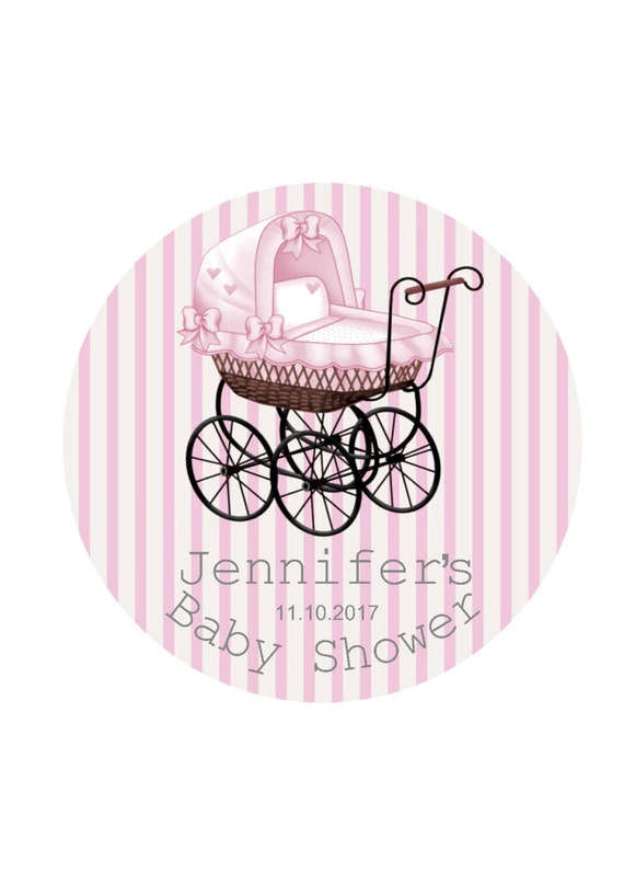 personalized baby shower tags baby shower stickers favor labels