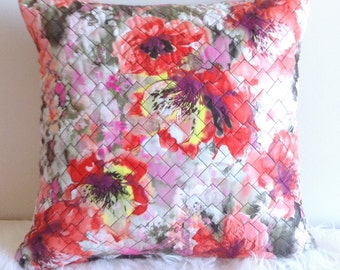 Accent pillow with insert
