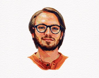 Custom Single Figure Portrait