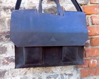 Handbag,  bag for men, womens bag, leather handbag, top handle bag, Leather Satchel, mens leather messenger bag, leather briefcase