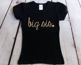 Big sis toddler T