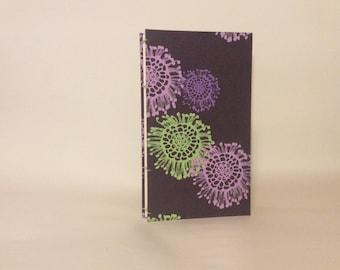 """8.5"""" x. 5"""" Fun Print on Chocolate Brown Large Book"""