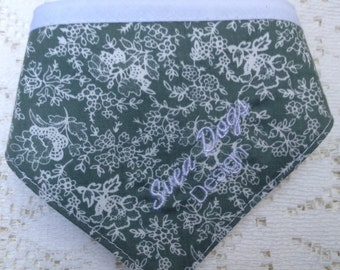Dog scarf 'Mossa'