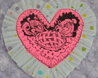 Pie Handmade Valentine