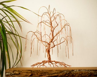 Ring Holder Willow Tree,Jewellery organizer, anniversary gift