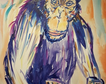 Chimp Crazy