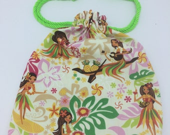 Crochet/Knitting Project Bag