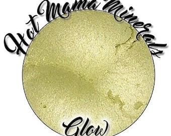 Glow Eye Candy Mineral Eyeshadow Vegan Yellow