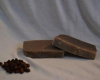 Cocoa Butter & Coffee Soap